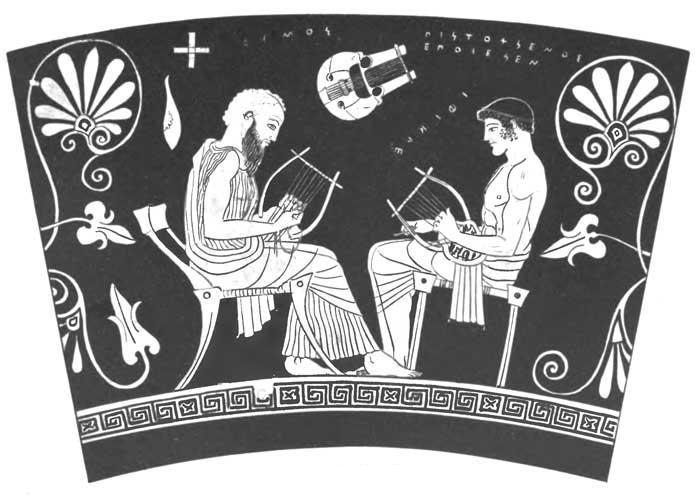Senoves graikijos menas